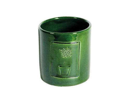 Caspò Piccolo Con Timbro Verde   Virginia Casa