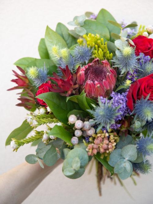 Abbonamento Bouquet Eringium