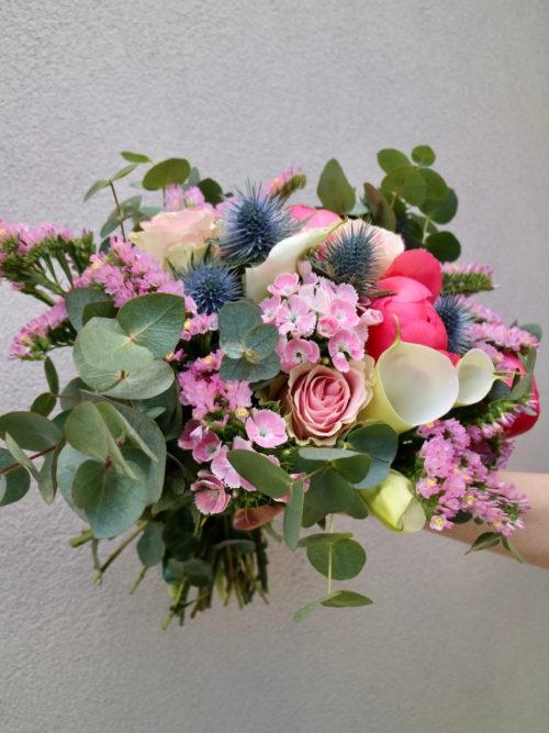 Abbonamento Bouquet Corallo